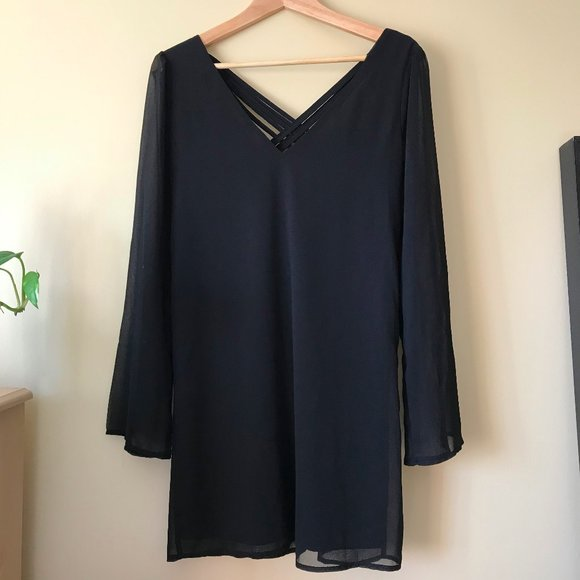 NWOT Urban Outfitters strappy back dress